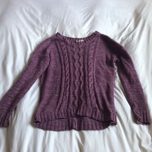 Roxy Cable-Knit Sweater